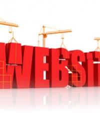 costruzione sito web